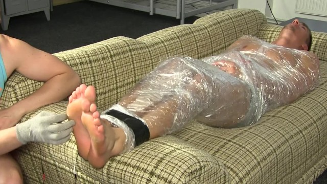 Muscle Mummy Torture HD Part 1