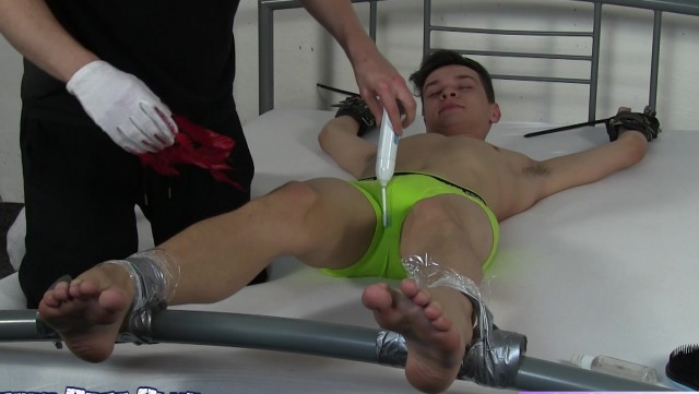 Will K Tickled On The Bed HD MultiCam Part 2